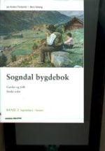 Sogndal bygdebok