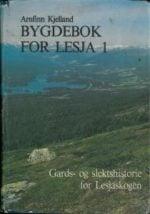 Bygdebok for Lesja