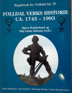 Bygdebok for Folldal