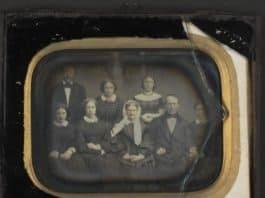 Fotografi tatt med teknikken Daguerreotypi