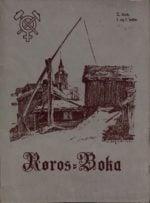 Rørosboka : Røros bergstad, Røros landsogn, Brekken og Glåmos kommuner