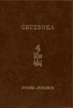 Grueboka : gards-, bosetnings- og slektshistorie