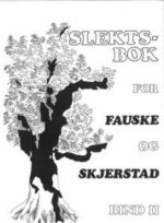 Slektsbok for Skjerstad og Fauske
