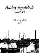 Andøy bygdebok – Gård og slekt