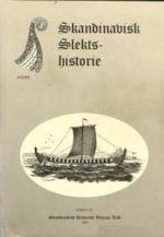 Skandinavisk slektshistorie
