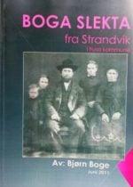 Boga slekta fra Strandvik i Fusa kommune
