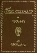 Fredrikshald i 250 aar : 1665-1915