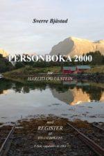 Personboka 2000 for Hareid og Ulstein med register til bygdebøkene