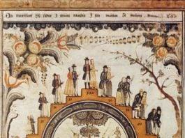 Alderstrappen av Winter Carl Hansson fra 1799
